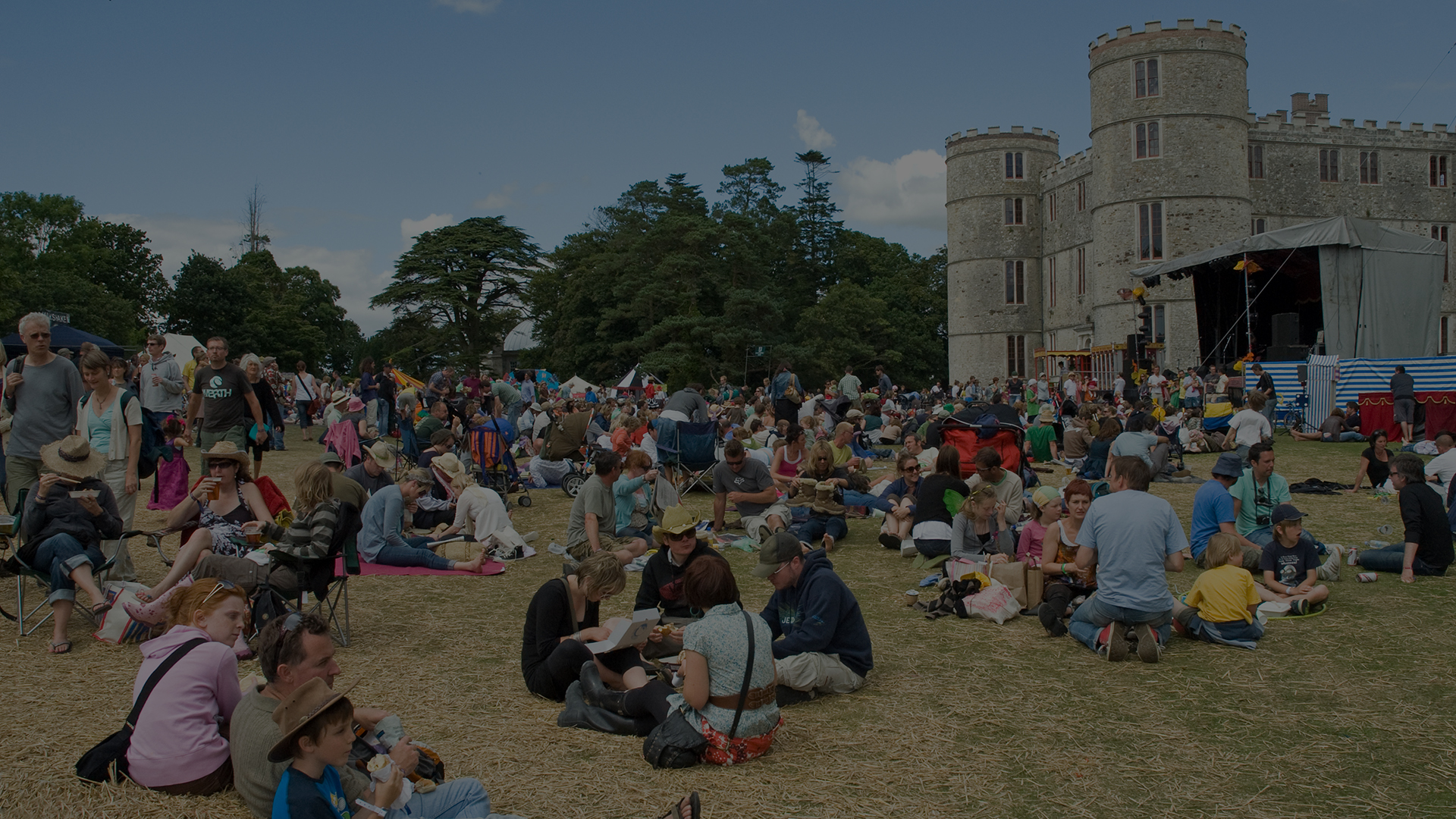 Camp Bestival Slider Image | EventXperts UK
