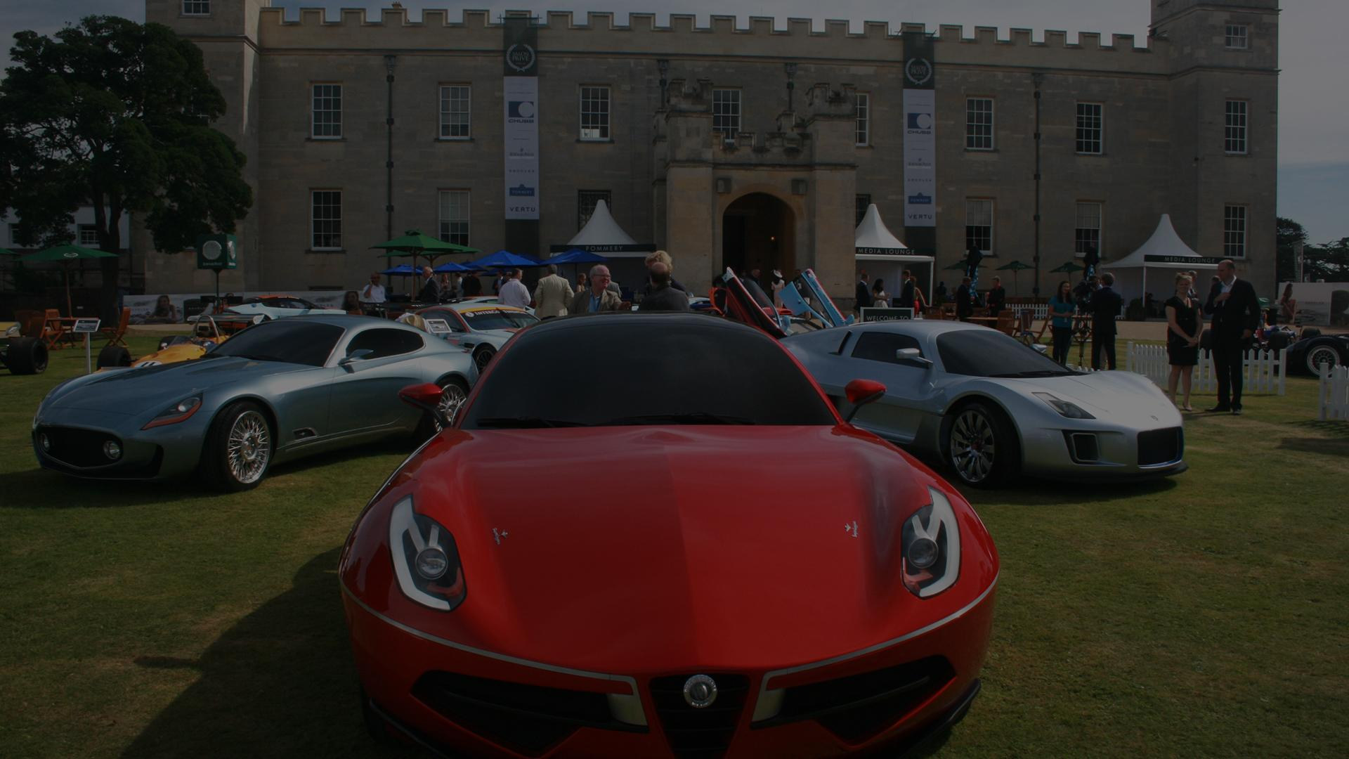 Salon Prive Slider Image | EventXperts UK